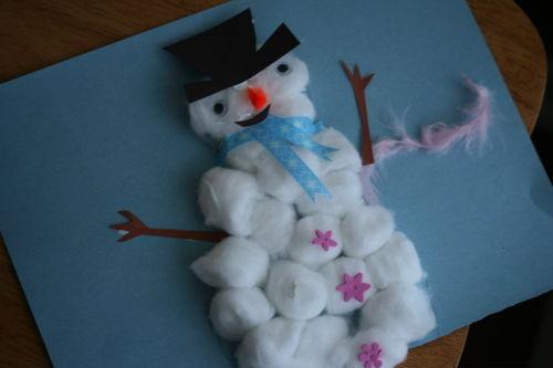 SnowmanCRAFT