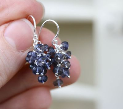 GrapeEarrings