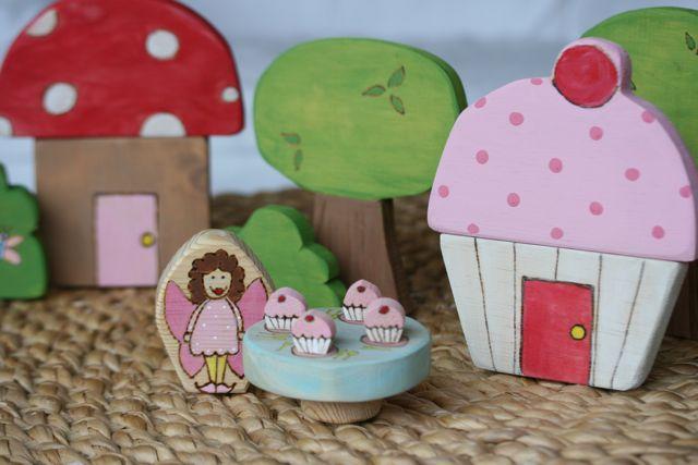 Fairy Village1
