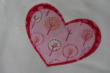 Heart Shirt-Clara