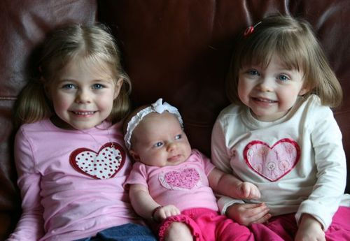 Valentine Girls