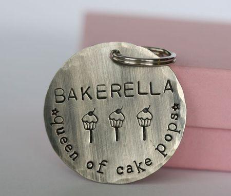 Bakerella keychain