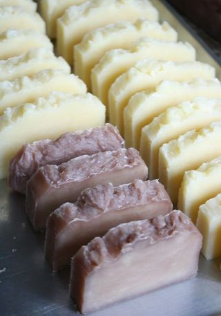 Choclate soap-1