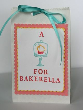Bakerella gift bag