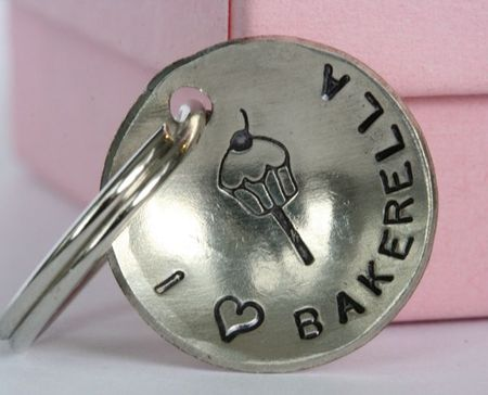 Bakerella keychain-2