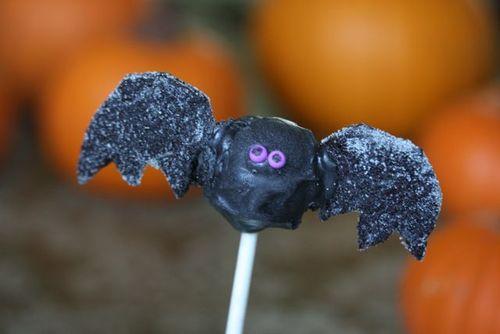 Bat cakepop