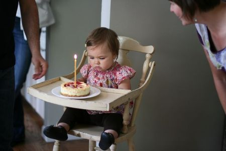 Evie birthday cake
