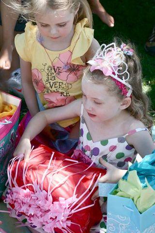 Tara's fairy party-10