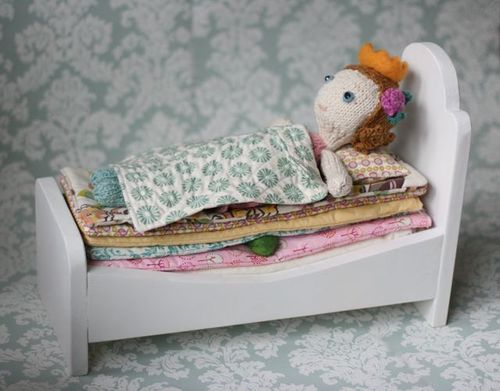 Princess and the pea-1