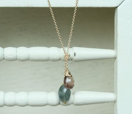 Knots and gems collection-tourmaline-2