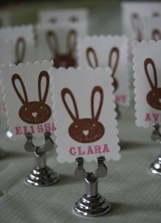 Easter Place Card Holder