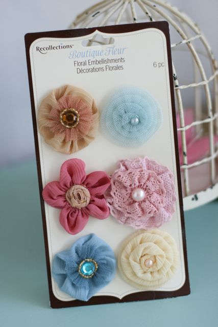 Facebook Giveaway fabric flowers-1