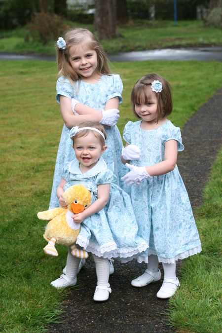 Easter girls dresses 2011
