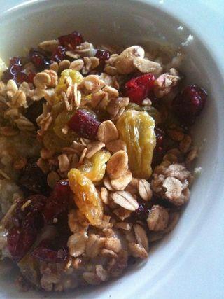 Timberline granola