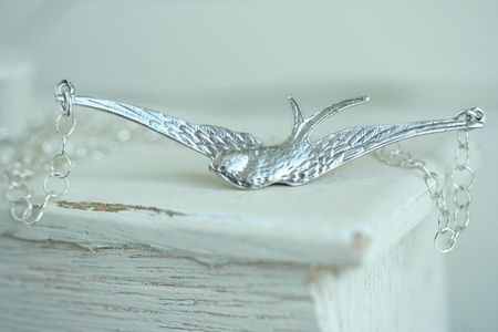 SOAR bird necklace 1