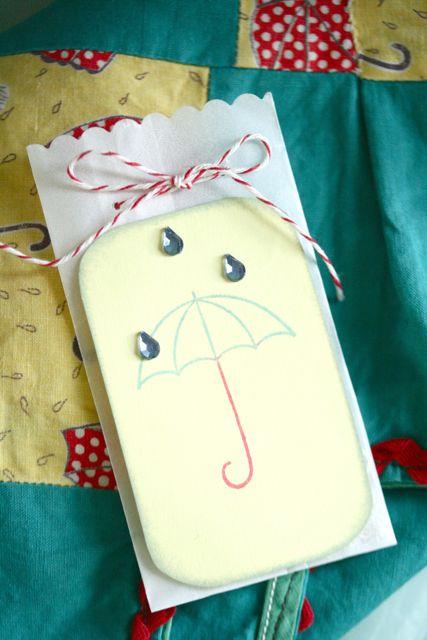 Umbrella giveaway 2