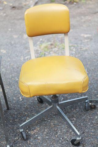 Yellow-mustard-chair