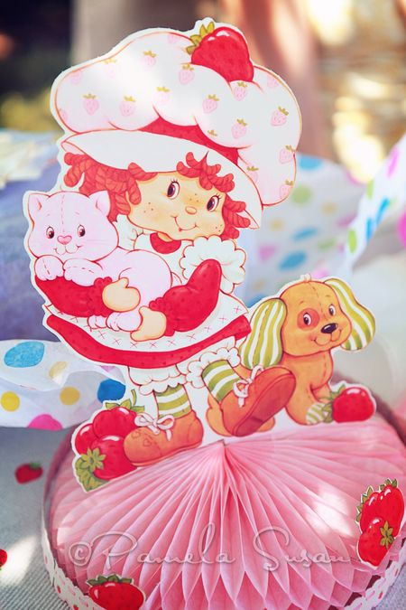 Strawberry shortcake-2