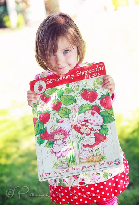 Strawberry shortcake party-puzzle-31