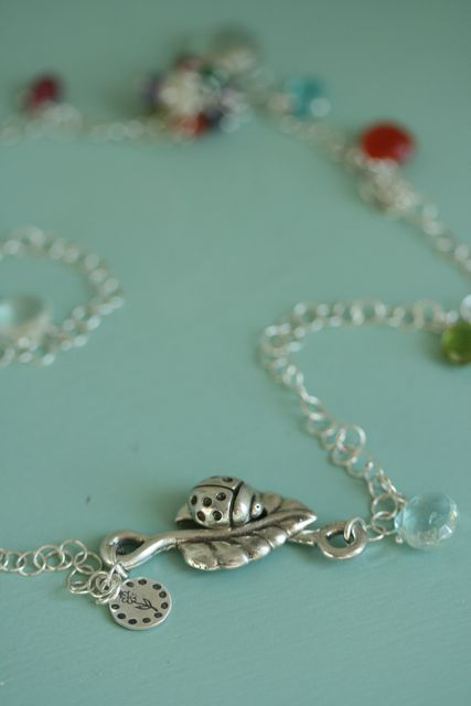 Spring Garden Necklace 1-4