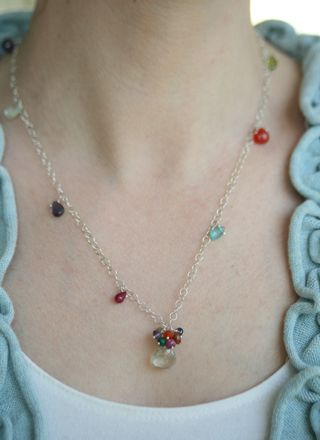 Spring Garden Necklace 1-neck