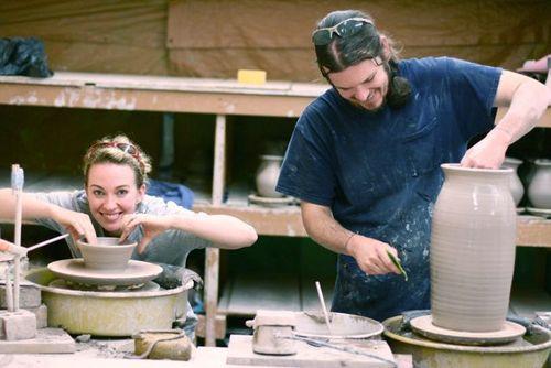 Smokies pottery