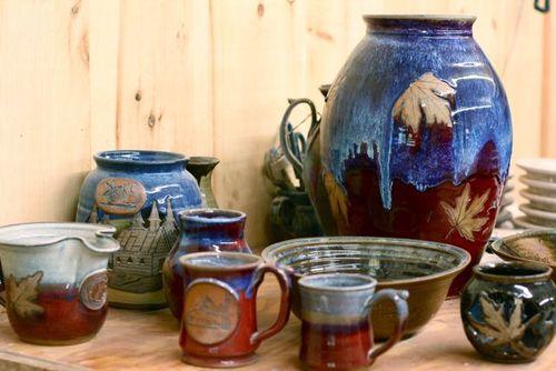 Smokies mike's pottery