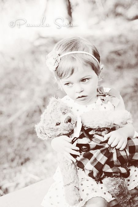 Jane with teddy-4