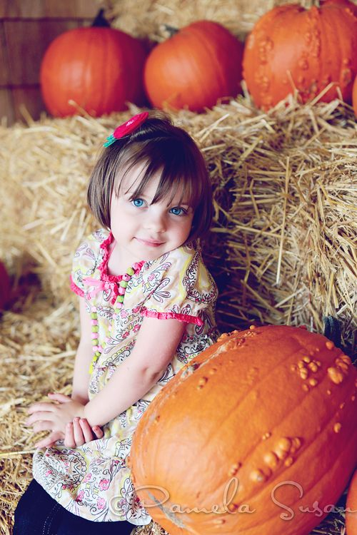 Pumpkin patch-miss c-7