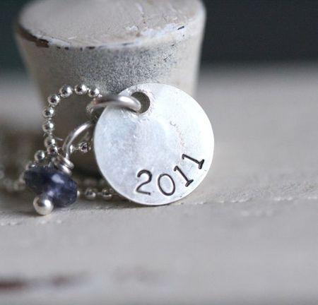 Graduation necklace 2