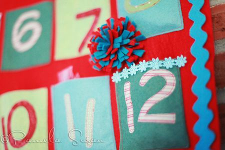 Advent calendar closeup-2