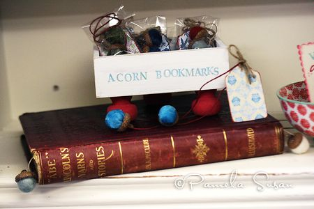 Shop-acorn bookmarks