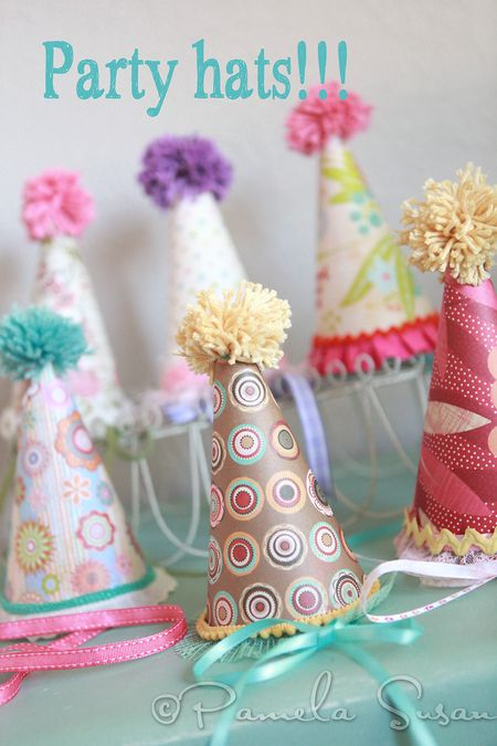 Party-hats-paper-pamela-susan