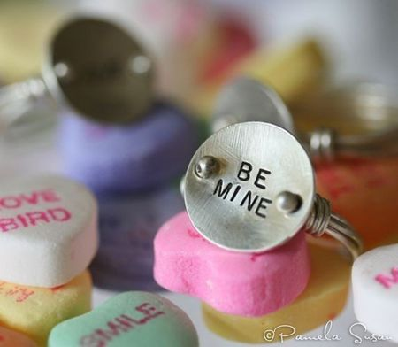 Be-mine-ring