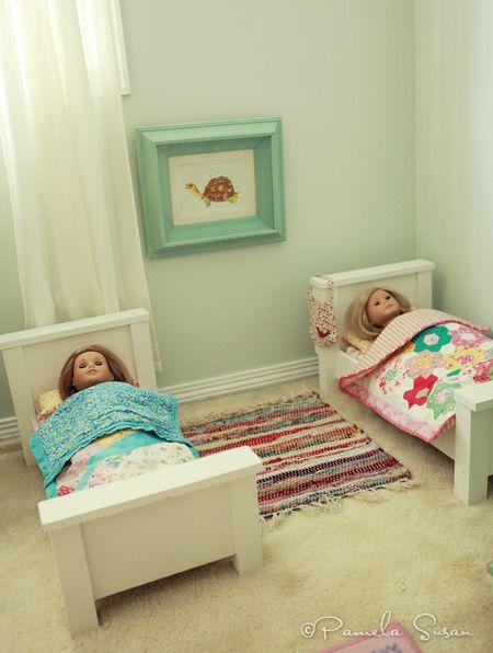 Girls-bedroom-american-girl-doll-beds-cream-mackenna-kit-quilt-rug-8