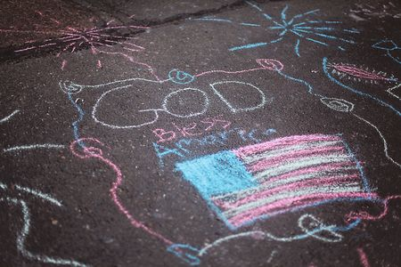 4th-of-july-chalk-art-God-bless-america