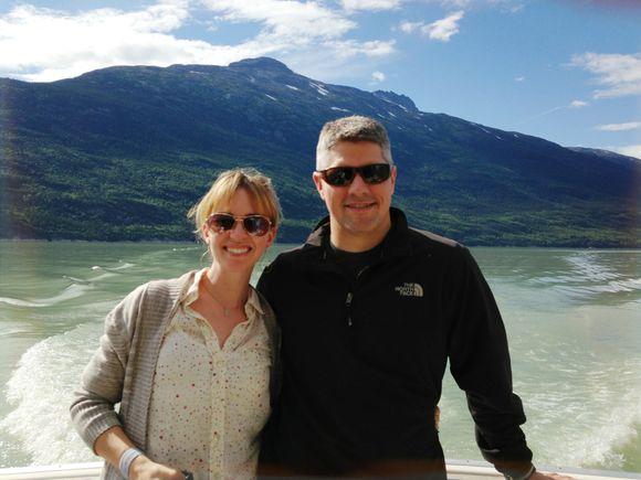 Anniversary in Alaska