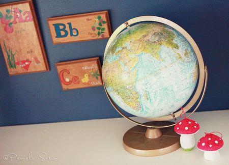 Playroom-globe