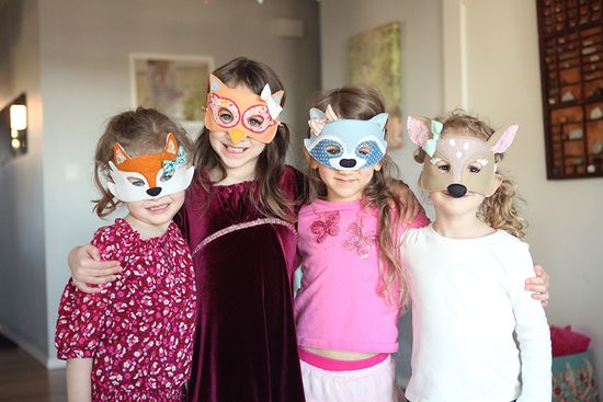 Jane-bday-all-girls-masks